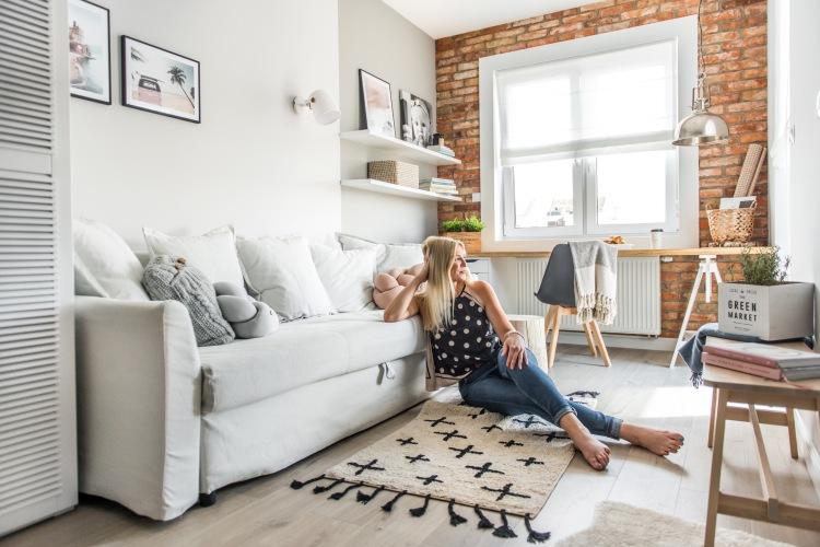 Pokoik gościnny i home office w jednym - aranżacja w nowym domu!