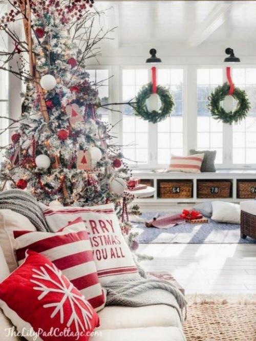 Świąteczne dekoracje do domu - najciekawsze pomysły na wnętrza!