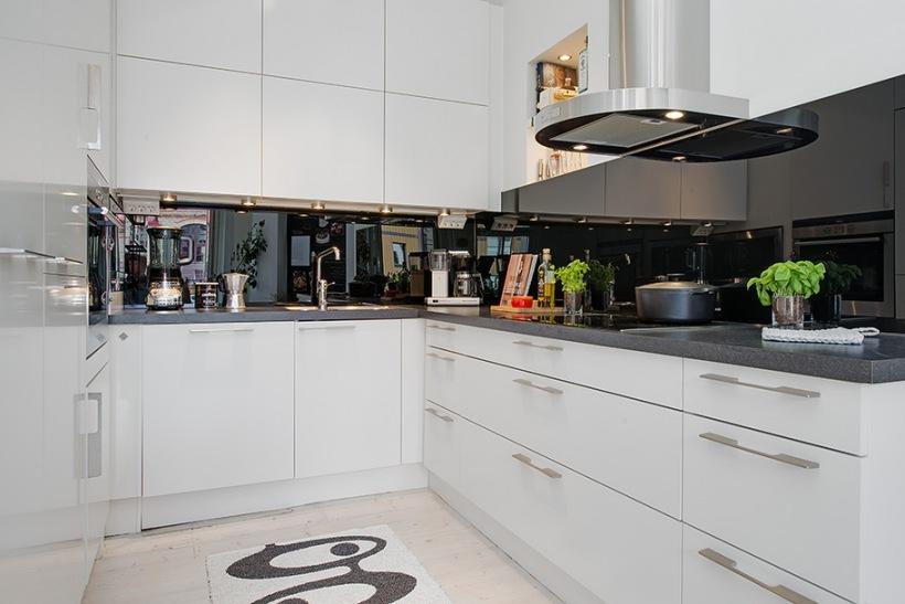 Biała Kuchnia Aranżacje Zdjęcie W Serwisie Lovingitpl 40891