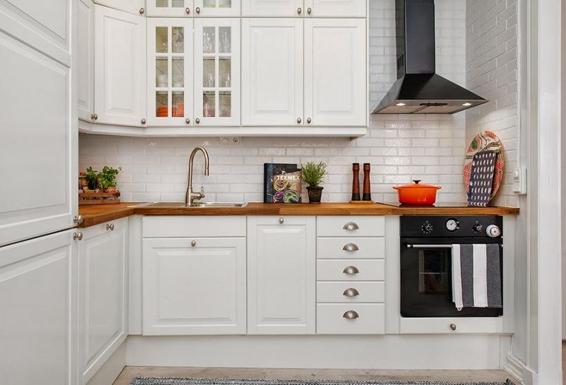 Biała Kuchnia Inspiracje Zdjęcie W Serwisie Lovingitpl 41418