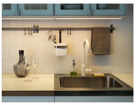 Oświetlenie Kuchni Ikea Zdjęcie W Serwisie Lovingitpl 51961