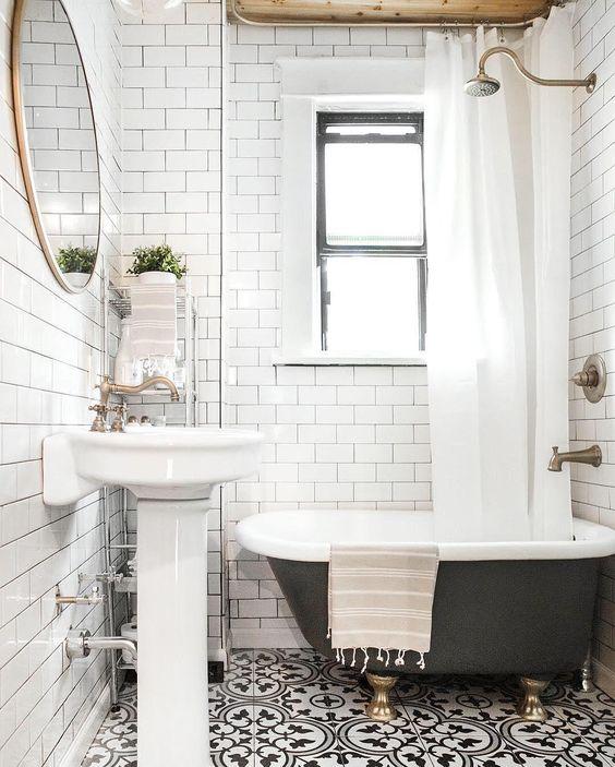 Jak Urządzić Bardzo Małą łazienkę Porady Wnętrzarskie I