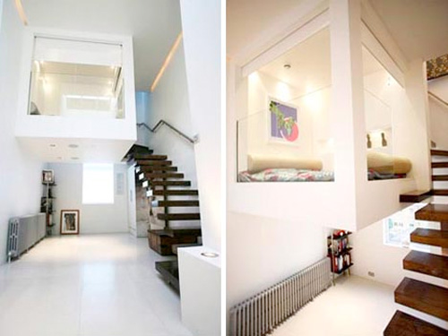 antresola w lofcie zdj cie w serwisie 10243. Black Bedroom Furniture Sets. Home Design Ideas