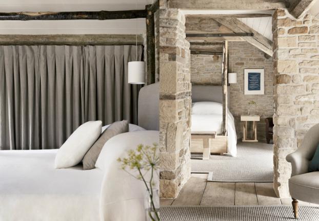 Jak Urządzić Sypialnię W Naturalnym Kamieniu Zdjęcie W