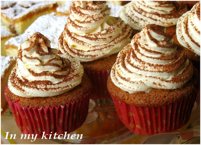 In my kitchen: Tiramisu cupcakes