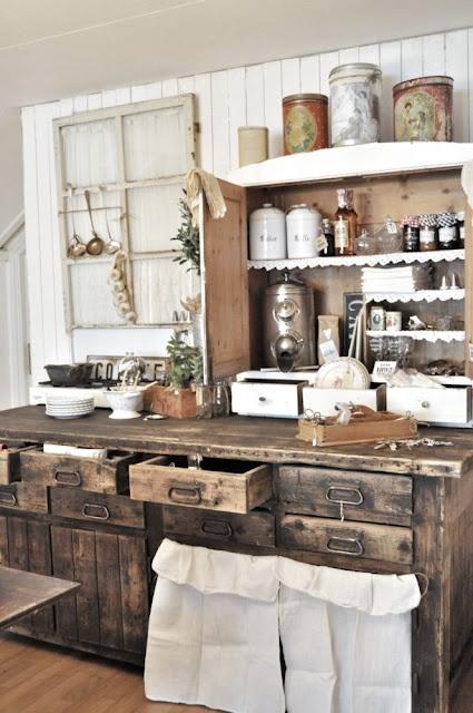 Kuchnia W Stylu Vintageindustrialna Kuchniastylowa