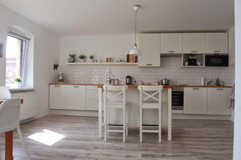 Kuchnia after  zdjęcie w serwisie Lovingit pl (38666) -> Kuchnia Szeroko Otwarta Domowe Wedliny