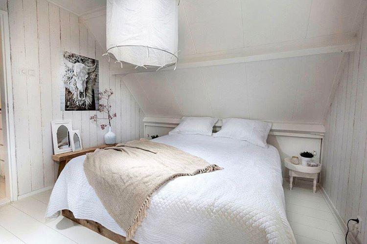 Mała Sypialnia Na Poddaszu Zdjęcie W Serwisie Lovingitpl