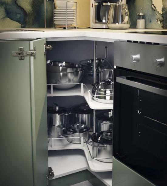 Wyposażenie kuchni IKEA  zdjęcie w serwisie Lovingit pl