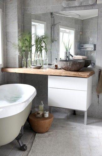 Aranżacja łazienki W Kamieniu Zdjęcie W Serwisie Lovingit