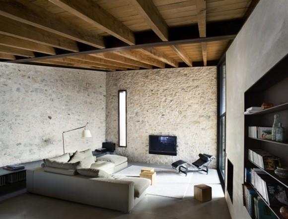 Mieszkanie - loft w męskim stylu. - zdjęcie w serwisie Lovingit.pl (6675)