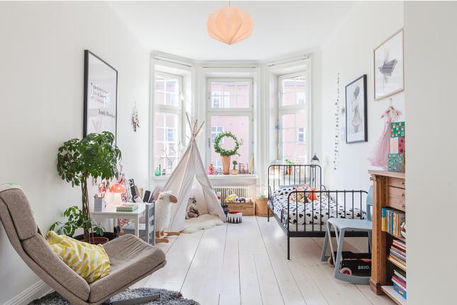 kute ko dla dziecka namiot tipi bia e zdj cie w. Black Bedroom Furniture Sets. Home Design Ideas