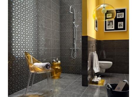 z oty pomys na azienk zdj cie w serwisie 2279. Black Bedroom Furniture Sets. Home Design Ideas
