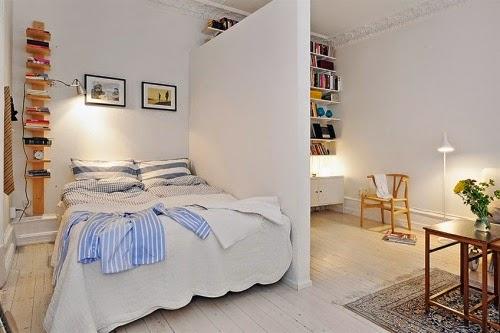 Jak Oddzielić Sypialnię Od Pokoju Dziennego Zdjęcie W