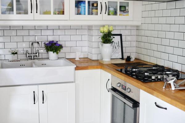 Jak urządzić kuchnię w stylu skandynawskim?  zdjęcie w serwisie Lovingit pl   -> Kuchnia W Bloku W Stylu Skandynawskim