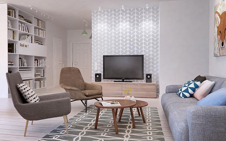 szara sofa nowoczesna bia oszara tapeta zdj cie w serwisie 24805. Black Bedroom Furniture Sets. Home Design Ideas